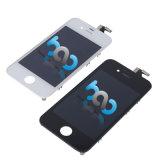 Affichage à cristaux liquides de réparation d'écran de téléphone mobile pour l'étalage de contact de l'iPhone 4