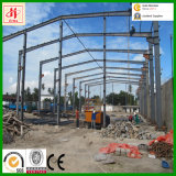 Atelier industriel/entrepôt de structure métallique de coût bas