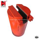 Cilindro personalizado não padronizado do óleo hidráulico para o equipamento de processamento