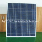 double énergie solaire des lampes 60W de bras de 8m Pôle pour le réverbère