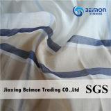 스카프 &Dress를 위한 10.5mm 25%Silk 75%Cotton 털실에 의하여 염색되는 직물