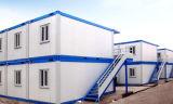 Полуфабрикат поставщик Кита домов контейнера 20FT с планом дома (LDCH002)