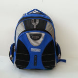 Blaues Bag Backpack für School, Laptop, Sports, Hiking, Travel