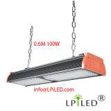 Iluminação linear da luz elevada linear do louro do diodo emissor de luz