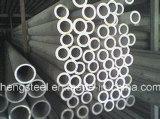 Tubulação de aço sem emenda laminada a alta temperatura de SA106b