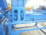 Zcjk Qty4-20Aの半自動油圧煉瓦作成機械