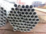 Pasamano galvanizado del tubo para los trabajos de la estructura y de camino
