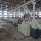 máquina da extrusão da tubulação do PVC da fonte e da drenagem de água de 160mm