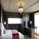 Muebles por encargo del hotel de madera sólida