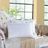 Гусына мягкой завалки белая вниз Pillow для дома