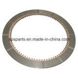 Placa material del disco de embrague de la fricción