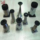 Ноги мебели & софы Zink прямой связи с розничной торговлей фабрики покрынные кромом (ZH-3005)