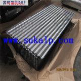 Лист Corrugated Galvalume стальной для крыши