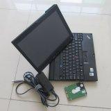 VAS 5054A Kenmerkende Geïnstalleerde I7 cpu 4G Laptop van de Interface Hulpmiddel