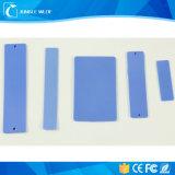 Contrassegno della lavanderia della lavanderia Tags/RFID dei vestiti del silicone di piccola dimensione/modifica lavabili della lavanderia