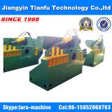 자동적인 유압 금속 악어 가위 기계 (Q43-4000)
