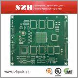Доска PCB толщины Fr4 1 Oz медная электронная