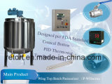 Variable Speed Controller (P-WD)の1000L Milk Batch Pasteurizer