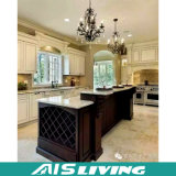 Mobília de madeira dos gabinetes de cozinha do estilo moderno (AIS-K289)