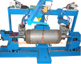 O dobro horizontal Torches a máquina de soldadura circunferencial da emenda