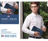 Echtes Leder-neue Form-Mann-Mappen-Handtaschen