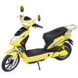 Moped sem escova do motor 350With500W com pedal e a caixa traseira (ES-018)