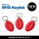 Ketting RFID van Nfc van het Toegangsbeheer de Passieve Zeer belangrijke S50