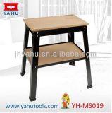 La mitre universelle a vu le dessus de banc de machines-outils de stand de machine-outil d'outils de travail du bois de stand (YH-MS019)