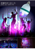 3W de Disco LED Rotating Bulb van RGB voor Stage Disco Bars