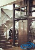 آلة غرفة منخفضة ضوضاء آلة آمنة [رووملسّ] اقتصاديّة دار مصعد