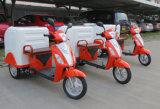 Nieuw Ontwerp die Elektrische Driewieler (ct-022) schoonmaken