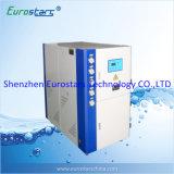 Refrigerador de agua industrial refrigerado por agua para la cortadora del CNC