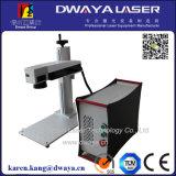 소형 Laser 표하기 기계, Protablelaser 표하기 기계, 광섬유 Laser 표하기 기계