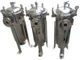 Carcasa del filtro de bolsa Carcasa del filtro de agua de acero inoxidable
