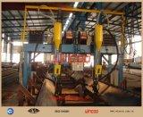 Machine de soudure automatique de poutre en double T/machine soudure automatique pour la poutre en double T/machine de soudure en acier de fabrication/la machine soudure automatique