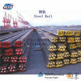 Индийский рельс стандарта Is3443-1980 стальной (ISCR 50/ISCR 60/ISCR 70/ISCR 80/ISCR 100/ISCR 120)