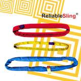 50mm Red Polyester Ein-Methode Webbing Sling/Lifting Belt