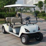 4 Voertuig van het Golf van zetels het Elektrische voor Verkoop met Ce- Certificaat DG-C4 van de Vervaardiging van Azië