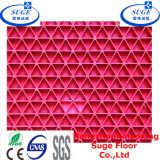 PPの物質的な屋内堅いプラスチック卓球の床タイル