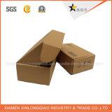 La mejor aduana del logotipo de impresión reciclable Kraft Caja de cartón