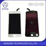 Экранируйте на iPhone 6 добавочное, LCD на iPhone 6 добавочное, индикация LCD верхнего качества OEM для касания экрана iPhone 6 добавочного