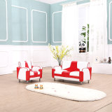 Mobilia stabilita dei bambini del sofà dei bambini del sofà di cuoio della casa