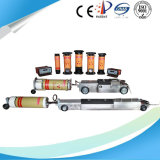 Prüfung-Systems-Röntgenstrahl-Fehler-Detektor-Rohrleitung-Gleiskette