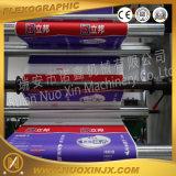 高速8カラーロール用紙袋のFlexoの印字機