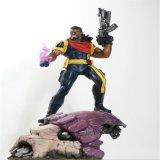 3Dプラスチックおもちゃの処置の兵士図