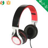 安い高品質の極度の低音のSteereoのイヤホーンのヘッドホーン