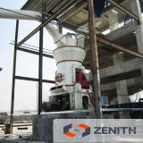 Usine micro de la colle de scories économiseuses d'énergie de procédé sec de zénith