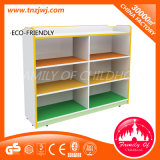 CER Approved Toy Display Rack Kids Cabinet für Storing Toys