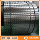 De grote Geruite Plaat van het Aluminium van Vijf Staaf (1050 3003 5052)