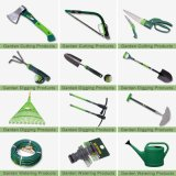 Latta di innaffiatura di plastica degli strumenti di giardino di alta qualità 10L per fare il giardinaggio